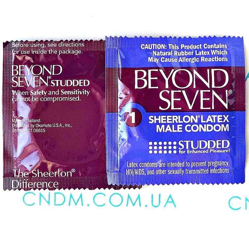Презервативы beyond seven