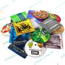 Пробник Mega Pack Condoms