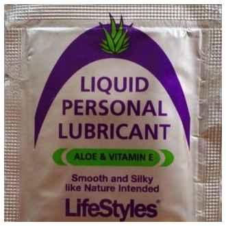 Lifestyles Personal Lubricant пробник 4.5 ml