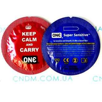 ONE Super Sensitive