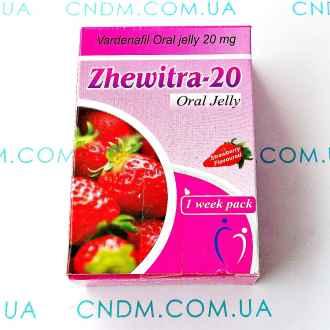 Zhewitra-20 Oral Jelly