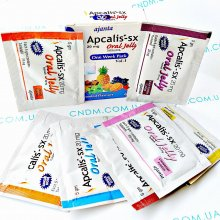 Apcalis Oral Jelly / Сиалис Гель