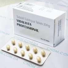Vidalista Professional / Видалиста Профешинал
