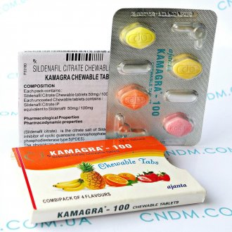 Kamagra 100 Chewable