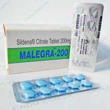 Malegra - 200 / Малегра 200 мг