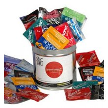 Пробный набор японских презервативов