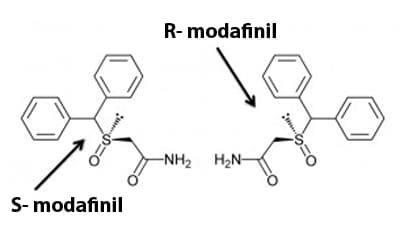 R-modafinil